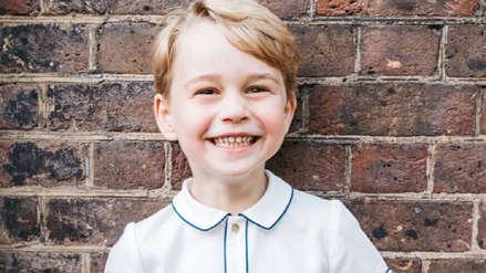 Este es el tierno apodo que le pusieron al hijo del príncipe William y Kate en su colegio