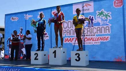 Kimberly García clasificó en marcha a los Juegos Olímpicos de Tokio 2020