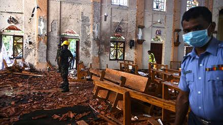 Aumentó a 290 la cifra de muertos tras ataque múltiple en iglesias y hoteles de Sri Lanka