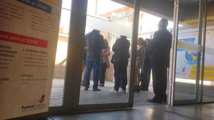 Arequipa | Escolar atacó a sus compañeros con fuego y un palo con clavo