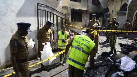 Sri Lanka decretó estado de emergencia tras atentados que dejaron más de 200 muertos