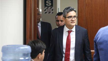 José Domingo Pérez niega que haya encarado al presidente Martín Vizcarra