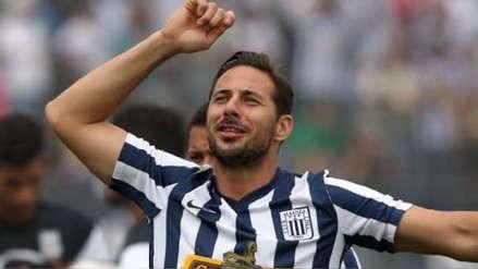 Claudio Pizarro: su intención es jugar en Alianza Lima, según su padre