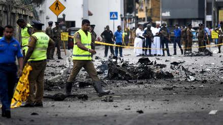 Sri Lanka acusó a movimiento islamista de los atentados del domingo de Pascua