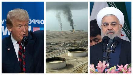 Estados Unidos endurece su presión contra Irán suprimiendo sus exportaciones de petróleo