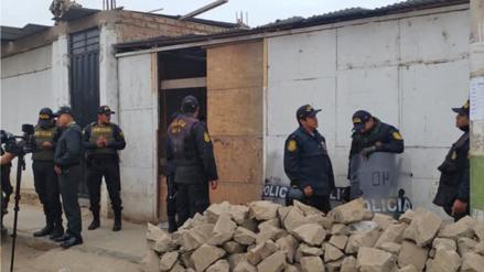 Capturan a presunto asesino de mujer calcinada hallada en San Juan de Miraflores