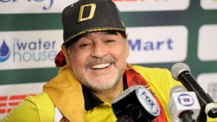 Dorados de Sinaloa de Diego Maradona clasificó a las semifinales de la Liga de Ascenso de México