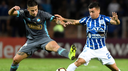Sporting Cristal vs. Godoy Cruz EN VIVO chocan por el Grupo C de la Copa Libertadores