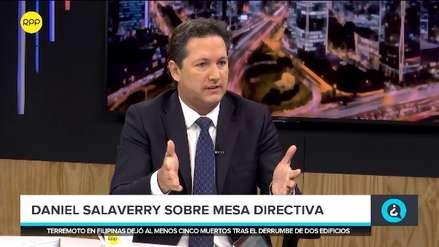 Daniel Salaverry: Me preocupa que
