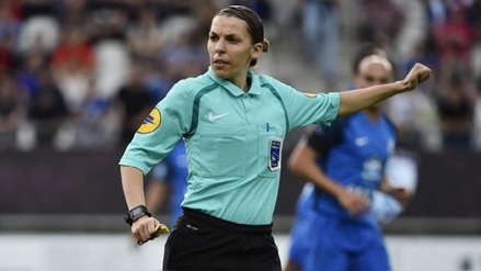 Una mujer arbitrará por vez primera un partido de la Ligue 1