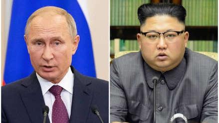Kim Jong-un llega a Rusia para su cumbre con Vladímir Putin