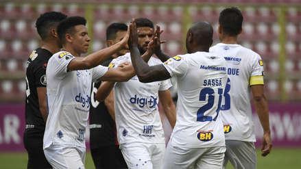 Cruzeiro venció 2-0 a Deportivo Lara y mantiene paso perfecto en Libertadores