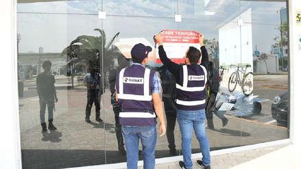 Sunat sancionó más de 100 locales comerciales por no entregar comprobantes de pago