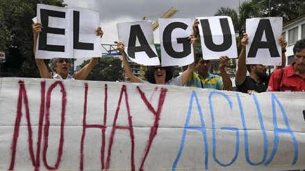 Venezolanos protestan en varios estados contra fallos de servicios públicos