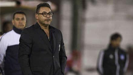 'Turco' Mohamed renunció como técnico de Huracán tras caer ante Emelec por Copa Libertadores