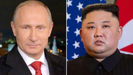 Vladímir Putin y Kim Jong-un se reunirán el 25 de abril en la ciudad rusa de Vladivostok