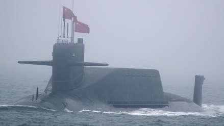 China muestra sus nuevos buques y submarinos nucleares para conmemorar los 70 años de su Armada