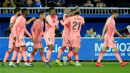 Conoce el escenario con el que Barcelona podría campeonar la Liga Santander este miércoles