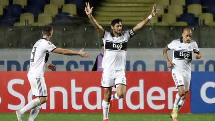 ¡Agónico empate! Olimpia igualó 3-3 con Universidad de Concepción por el Grupo C de la Copa Libertadores