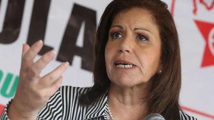 Lourdes Flores Nano tras declaraciones de Jorge Barata: