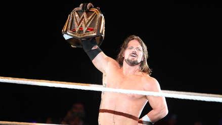 WWE | Revive la última presentación de la empresa de lucha libre en Perú [FOTOS]
