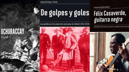 Día del Libro: Cinco publicaciones para los fanáticos del fútbol, historia y la música peruana