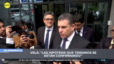 "Rafael Vela tras interrogatorio a Jorge Barata: ""Las hipótesis del Ministerio Público se están comprobando"""