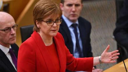 Brexit: Escocia impulsará un segundo referéndum de independencia para 2021