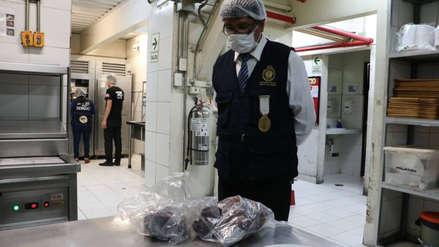 Un local de Rústica fue clausurado por almacenar carne vencida hace nueve meses