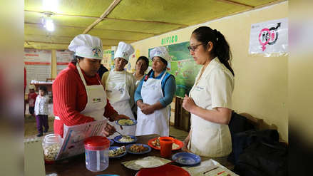 Niños y niñas de Junín y Huancavelica podrán mejorar su salud gracias al Proyecto Yaku