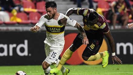 Boca Juniors sacó un empate como visitante ante Tolima por la Copa Libertadores