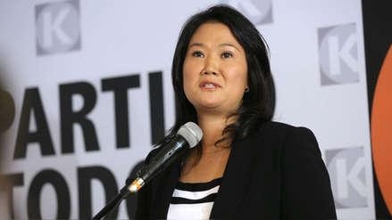 Fuerza Popular tras interrogatorio a Barata: No existe razón para que Keiko Fujimori permanezca en prisión