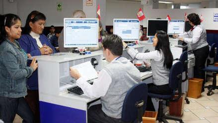 Trabajadores del Reniec no atenderán a usuarios por paro de 24 horas