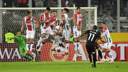 River Plate venció a Palestino y selló su clasificación a octavos de Copa Libertadores