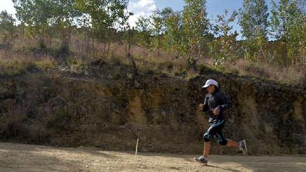 """""""Prueba de fondo"""": Mira el tráiler del documental sobre la maratonista Inés Melchor"""