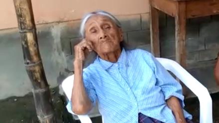 Adriana López, la mujer de 100 años que nunca tuvo DNI y ahora lo necesita para atención médica