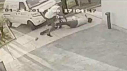 Una mujer queda grave tras ser embestida por un scooter eléctrico en San Isidro