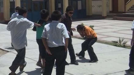 Trujillo: Reportan ocho casos de violencia entre escolares en lo que va del año
