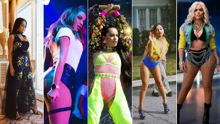 Premios Billboard 2019: Becky G, Anitta y Karol G piden más poder a las mujeres en la música latina