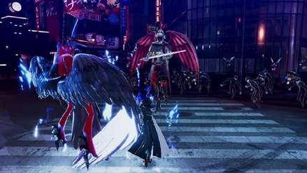 Persona 5 llega a Nintendo Switch como un juego acción masiva