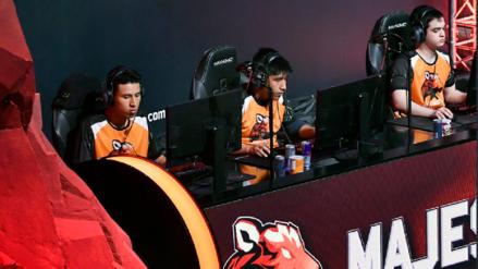 Dota 2 | Majestic Esports cae ante Ninjas in Pyjamas en importante torneo en Croacia