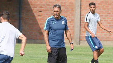 Miguel Ángel Russo llegó tarde a los entrenamientos de Alianza Lima en medio de su inminente salida
