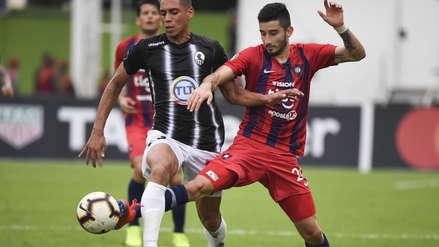 Zamora venció 2-1 a Cerro Porteño por el Grupo E de la Copa Libertadores