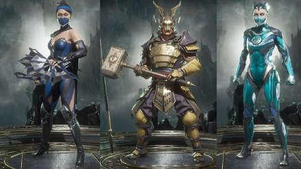 Comprar todas las skins de Mortal Kombat 11 cuesta más de 4 mil dólares o 3 mil horas de juego