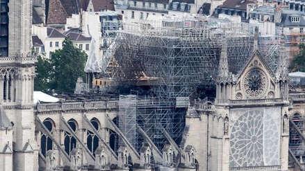 La primera alerta de fuego de Notre Dame falló por un error humano