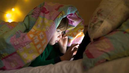 Esta es la razón por la que los niños menores de un año no deben ser expuestos a pantallas electrónicas