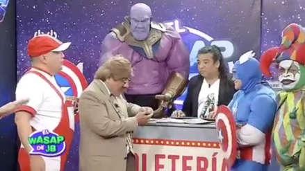 ¡Ni Thanos se salvó!
