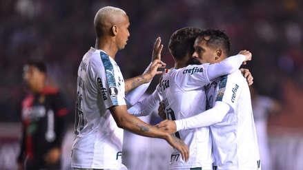 Melgar 0-4 Palmeiras: resumen del minuto a minuto del partido por la Copa Libertadores