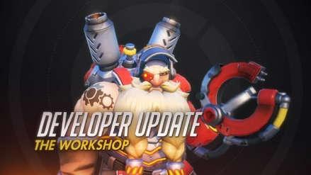 Overwatch presenta un workshop para que los jugadores creen sus propios modos de juego