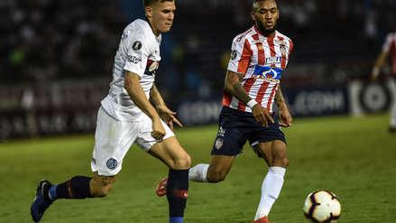 Junior ganó 1-0 San Lorenzo por el Grupo F de la Copa Libertadores
